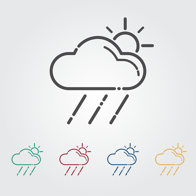 počasí meteorologie