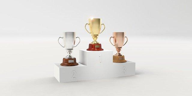 poháry šampiónů