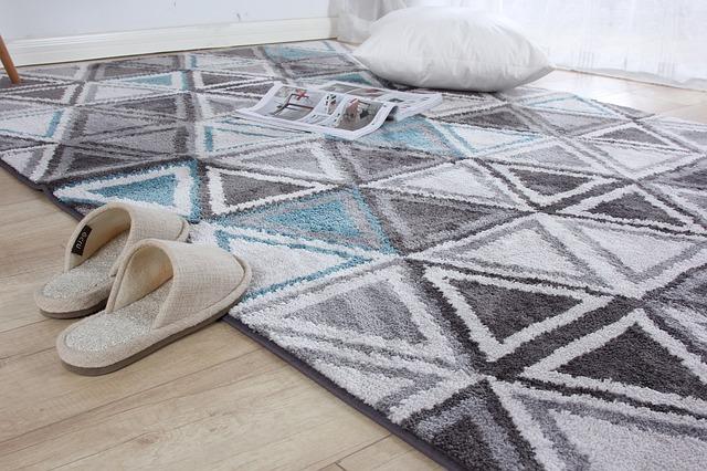 huňatý koberec