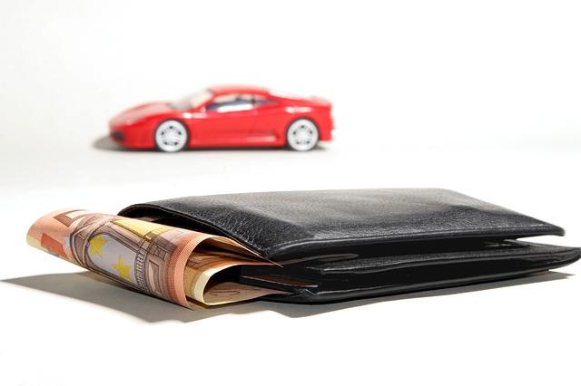 financování automobilu