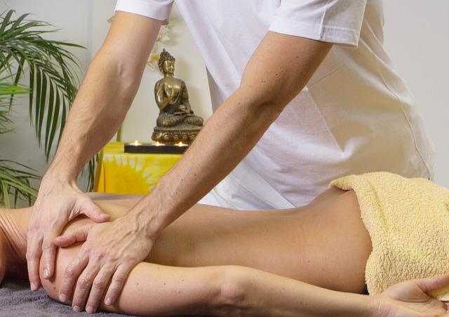 masáž klasická