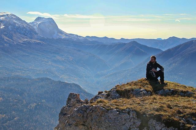 Trekking na horách