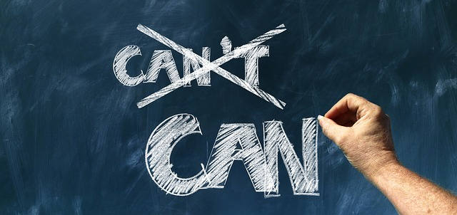motivace může nebo nemůže
