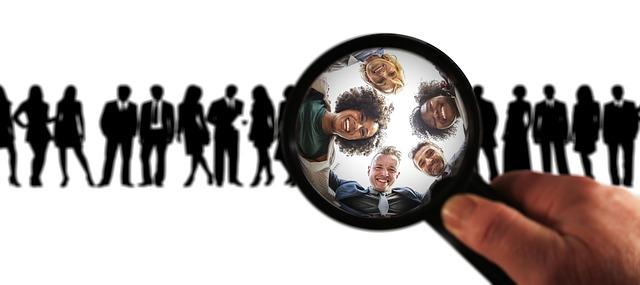 cílová skupina lidí, na kterou se reklama orientuje