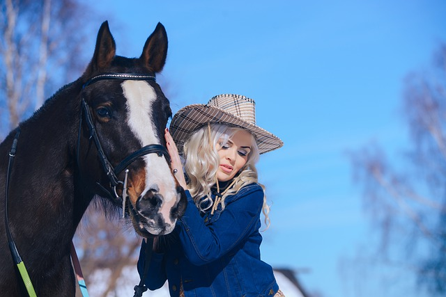 kůň jako nejlepší přítel