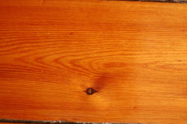 detail dřevěné palubky